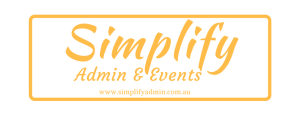 Simplify Admin and Events